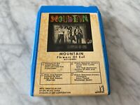 Mountain Flowers Of Evil 8-Track Tape Windfall M 8119-5501 Leslie West RARE! OOP