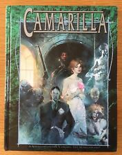 Vampire The Masquerade RPG Guide To The Camarilla Hardback White Wolf WW2302