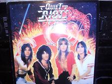Quiet Riot 1st LP w/Randy Rhoads Promo Near Mint Condition