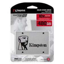 """SSD Kingston UV400 480GB PC Internal Solid State Drive Laptop SATA III 2.5"""" New"""