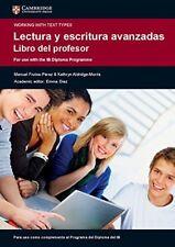 Lectura y Escritura Avanzadas Libro del profesor, Aldridge-Morris, Kathryn, Frut