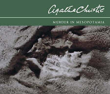 Murder in Mesopotamia by Agatha Christie CD Audio Book Hercule Poirot