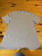Mens Size Medium ? Lululemon Short Sleeve Shirt Gray Read