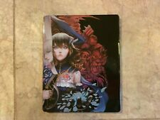 Bloodstained Ritual of Night Steelbook Metal Case Pack for Switch PS4 Xbox One