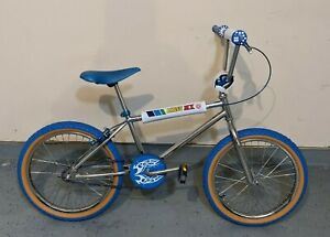 "1984 Akisu 20"" old school BMX build  Redline GT Haro Dyno Raleigh Mongoose Hutch"
