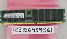 4GB DDR DDR1 PC PC3200R DDR-400MHZ 3200 400 184PIN ECC-REG RDIMM 2RX4 256X4