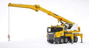 Bruder Scania R-Series Liebherr Crane Truck - 03570