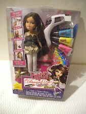 NEW Bratz All Glammed Up Yasmin ~Designer Streaks ~ Mix your own colors