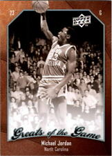 Michael Jordan #6 Upper Deck 2009/10 NBA Basketball Card