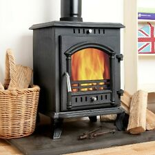 Coseyfire Classic Vision Cast Iron Multi-Fuel Woodburning Stove Stoves Burner