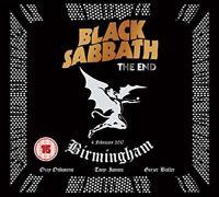 Black Sabbath - The End [DVD+CD] [2017] [NTSC] [DVD][Region 2]