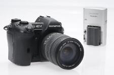 Olympus E-1 5.1MP Digital SLR Camera Body E1+Sigma 18-125mm DC Lens Outfit