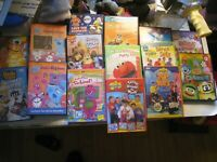 Childrens classic DVDs (15) Blues Clues WIGGLES Yo Gabba WONDER PETS Bob Builder