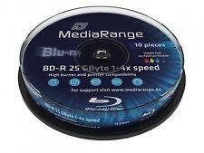MediaRange Computer CDs, DVDs und Blu-rays