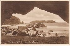 The Cove From The Caves, MULLION, Cornwall