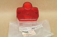 NOS Yamaha R3 YR1 YR2 YM2 YG5 U7 RT1 DT1 AT1 CT1 JT2 YDS5 HT1 G6 Tail Light Lens