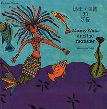 Mamy Wata and the Monster (English-Chinese) (Veronique Tadjo)-ExLibrary