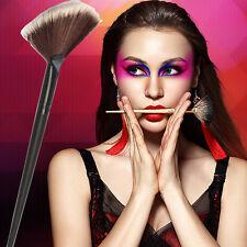 Fan Shape Makeup Brushes Smooth Face Contour Ecotools Powder Concealor Tools 1Pc