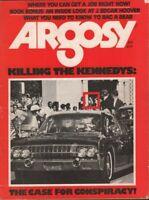 Argosy July 1975 John F Kennedy J. Edgar Hoover 061919DBE