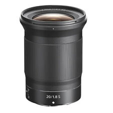 Nikon NIKKOR Z 20mm f/1.8 S - 2 Year Warranty