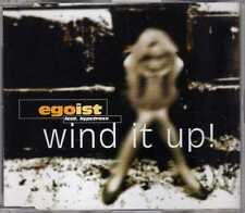 Egoist feat. Hypetraxx - Wind It Up! - CDM -1997- Eurodance Trance Panic Records