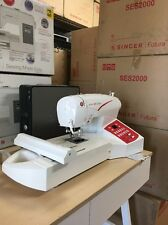 New Singer Futura Computerized Embroidery & Sewing Machine SES2000 ALMOST GONE