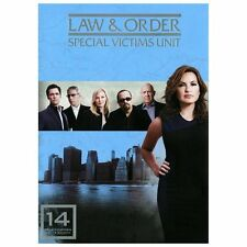 Law  Order: Special Victims Unit - The Fourteenth Year DVD, 2013, 5-Disc Set new