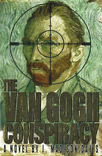 NEW VAN GOGH CONSPIRACY:A NOVEL by Madison J. Davis