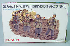 1/35~  German Infantry Anzio Division~  39-45 Series~  DRAGON Infantry Model~MIB