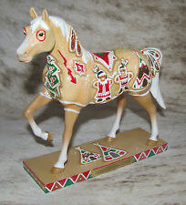 TRAIL OF PAINTED PONIES Village Christmas Cookie 1E/1265 Holiday 2012 RETIRED