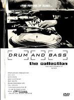 Drum 'n' Bass 2001 (DVD, 2002) NEW