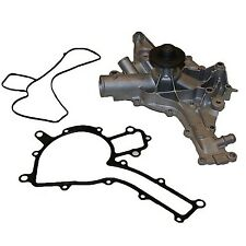 Engine Water Pump GMB 147-2220 for Mercedes Benz W/ Oil Cooler Connection