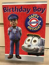 Birthday Boy Underground Ernie Card Happy Birthday Badge Included Plus Crossword