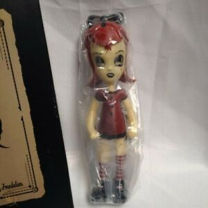 Rare Limited Edition Camille Rose Garcia Lulu Doll Collectable Toy