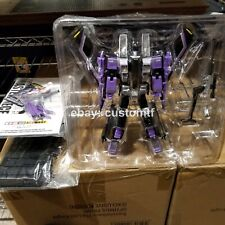 Transformers Masterpiece BB7 YM-01 Skywarp (MP-11SW) Yes Model ln USA*H4