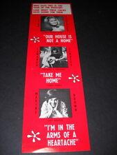 Lynn Anderson Lawanda Lindsey & Maxine Brown are Chicks 1969 music biz promo adv