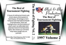 1997 Volume 2 Best of Tournament Point Fighting - Sparring 2 hours long