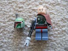 LEGO - Star Wars - Rare - Boba Fett w/ Blaster - Excellent - 8097
