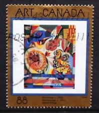 CANADA 1995 Art (8th series) Alfred Pellan 'Floraison' Set of 1 Fine USED SG1629
