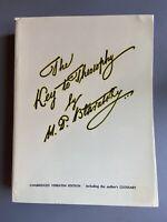 RARE The Key To Theosophy / H. P. Blavatsky Unabridged Verbatim Ed. w/ Glossary