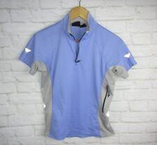 Mountain Hard Wear women's size S Short Sleeve Athletic Shirt Cycling Reflective
