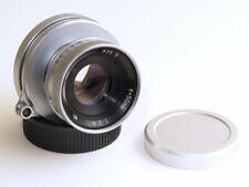 50mm f/2.8 LTM Leica Thread Mount L39 M39 collapsible Yasuhara RARE?