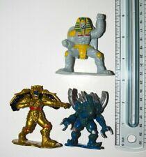 Mini Space Alien Lot Power Rangers : MMPR Vintage Action Figure Bandai