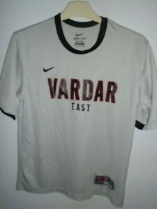 Nike Vardar East Michigan Soccer TShirt Small USA