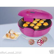 MACCHINA PER CAKE POP CLATRONIC CUOCE FINO A 13 CAKE 50 BASTONI INCLUSI