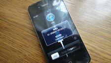 Apple iPhone 4 16GB Black iOS 4.3.5 (Unlocked) A1332 (GSM) Rare Collectors Item