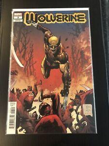 Wolverine 3 2020 Tony Daniel 1:25 incentive Variant 1st Print Marvel Comics NM