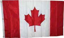 6x10 ft Canada Canadian Nylon Flag 6'x10' grommets