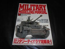 MILITARY MODELING MANUAL # 4 - JAPANESE LANGUAGE