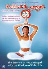 KABBALAH YOGA (AMBITIOUS BEGINNERS) - SPIRITUAL & PHYSICAL WORKOUT DVD